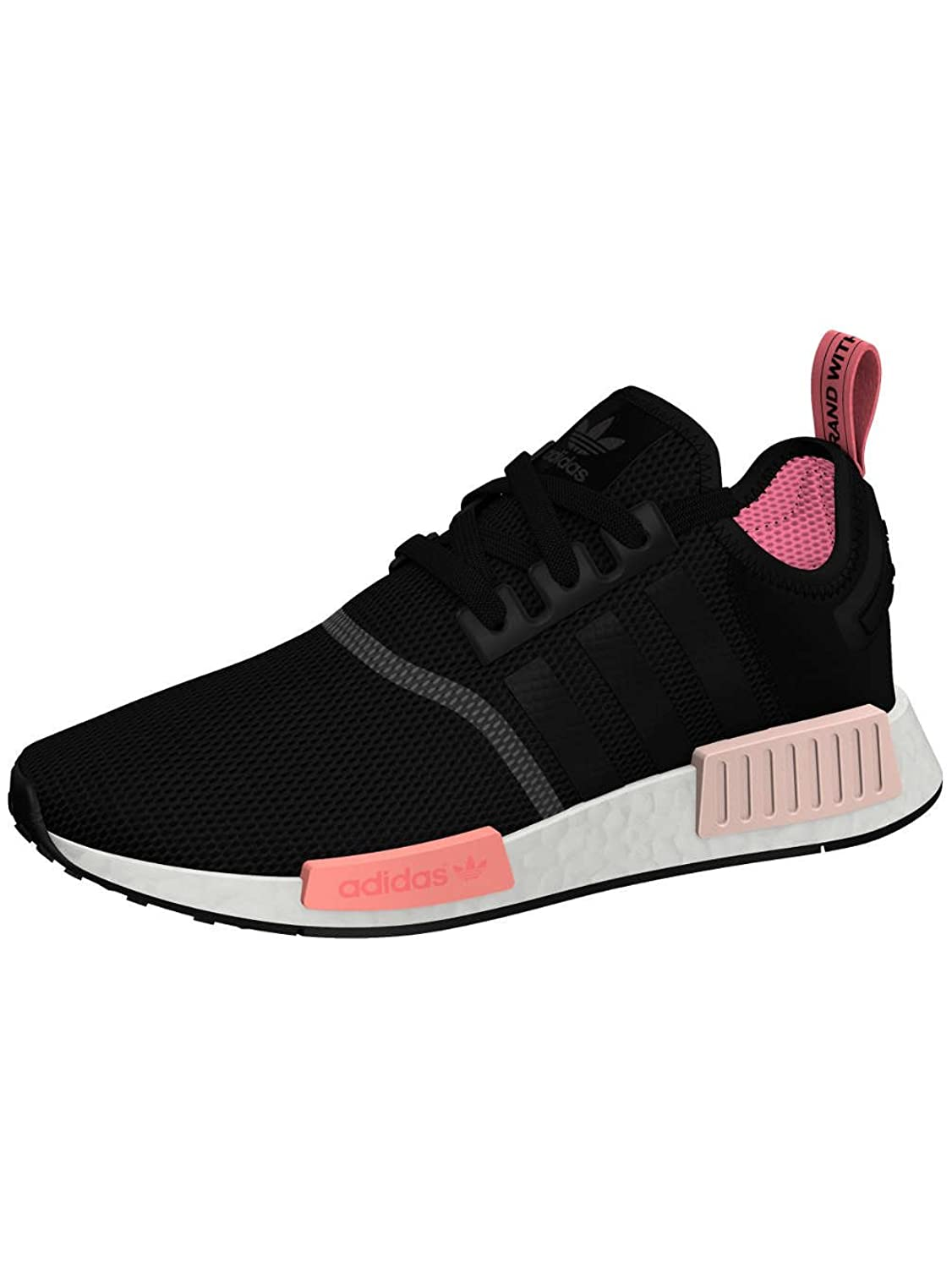 Adidas WOMEN NMD Runner Mesh Black/Peach S75234 Yeezy