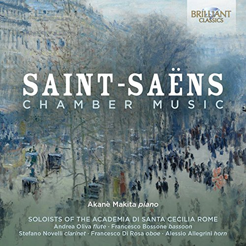 Price comparison product image Saint-Saens: Chamber Music