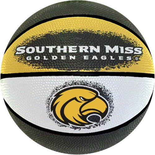 (NCAA Southern Mississippi Golden Eagles Mini Basketball, 7-Inches)