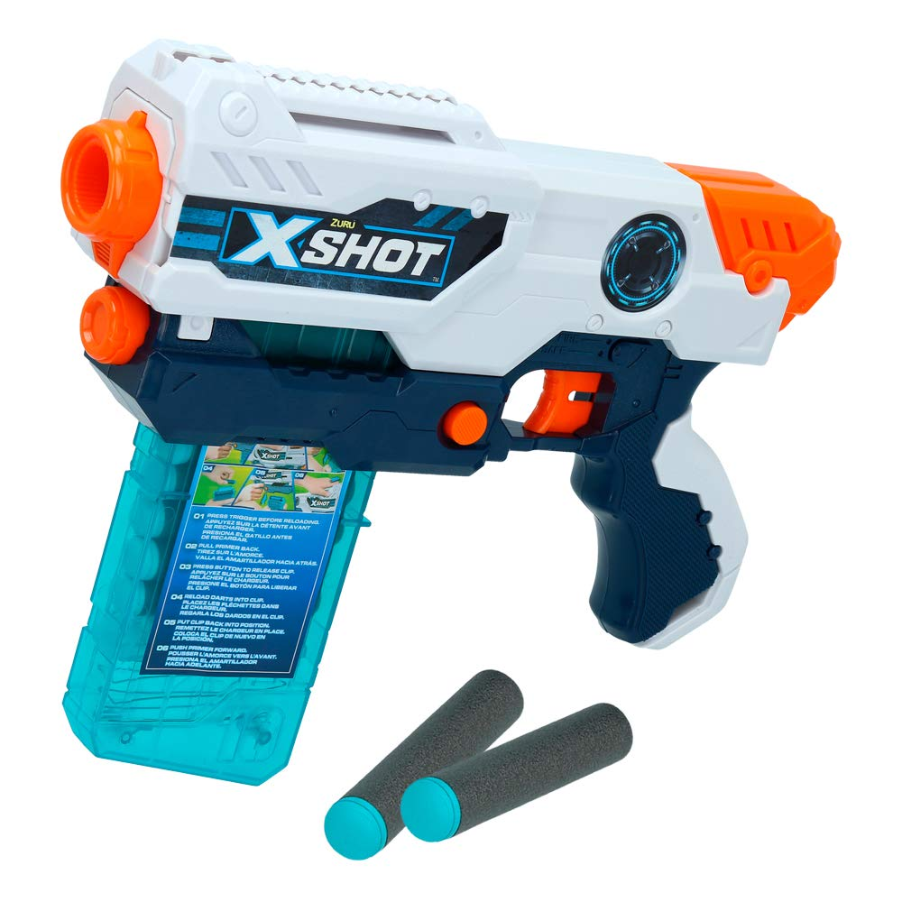 X-Shot Pistola Excel Hurricane (ColorBaby 44764) product image