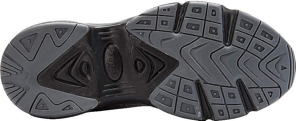 Propét Men's Stability Fly Sneaker Black