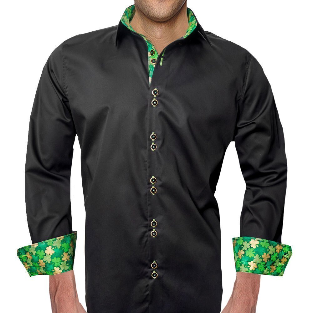 Dress Shirts for St Patricks Day - Made in the USA