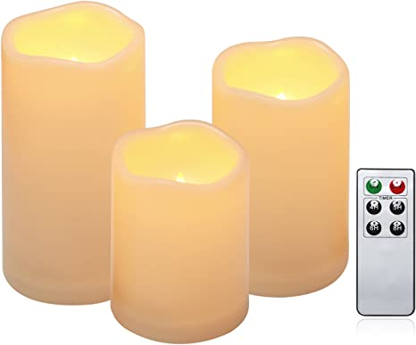 candles as wedding decor united with love.htm amazon com flameless candles  outdoor indoor waterproof battery  amazon com flameless candles  outdoor