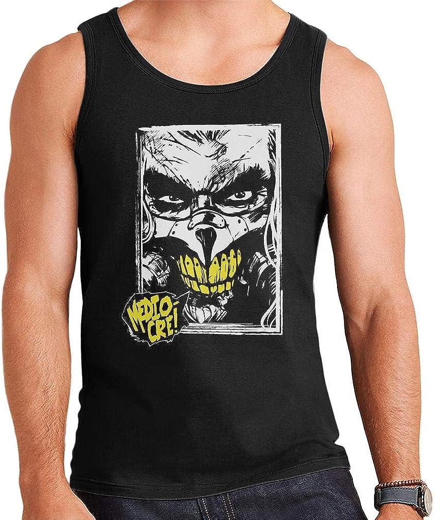 Mediocre Mad Max Fury Road Mens Vest
