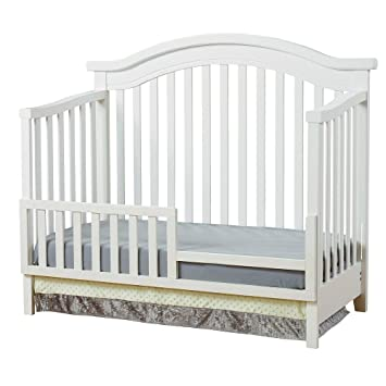 Amazon.com: Sorelle Vista Elite bebé Guardia Rail, color ...