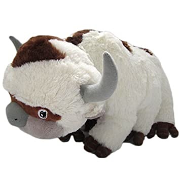 Avatar The Last Airbender Aang Appa Sky Bison Stuffed Doll Plush 20quot Toy Pillow