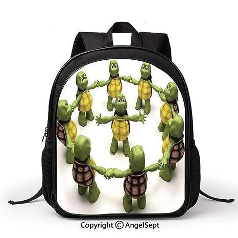 Amazon.com | School Backpack Kids Bag Lightweigh, Reptile ...