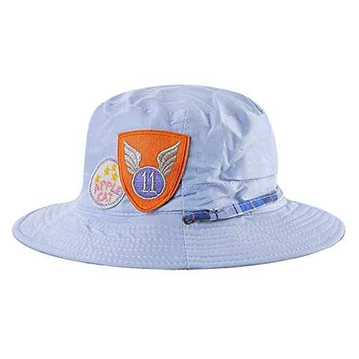 Amazon.com  Clobeau Kids Sun Hat Baby Boonie Hat Boys Girls Bucket ... c6c876fbf81
