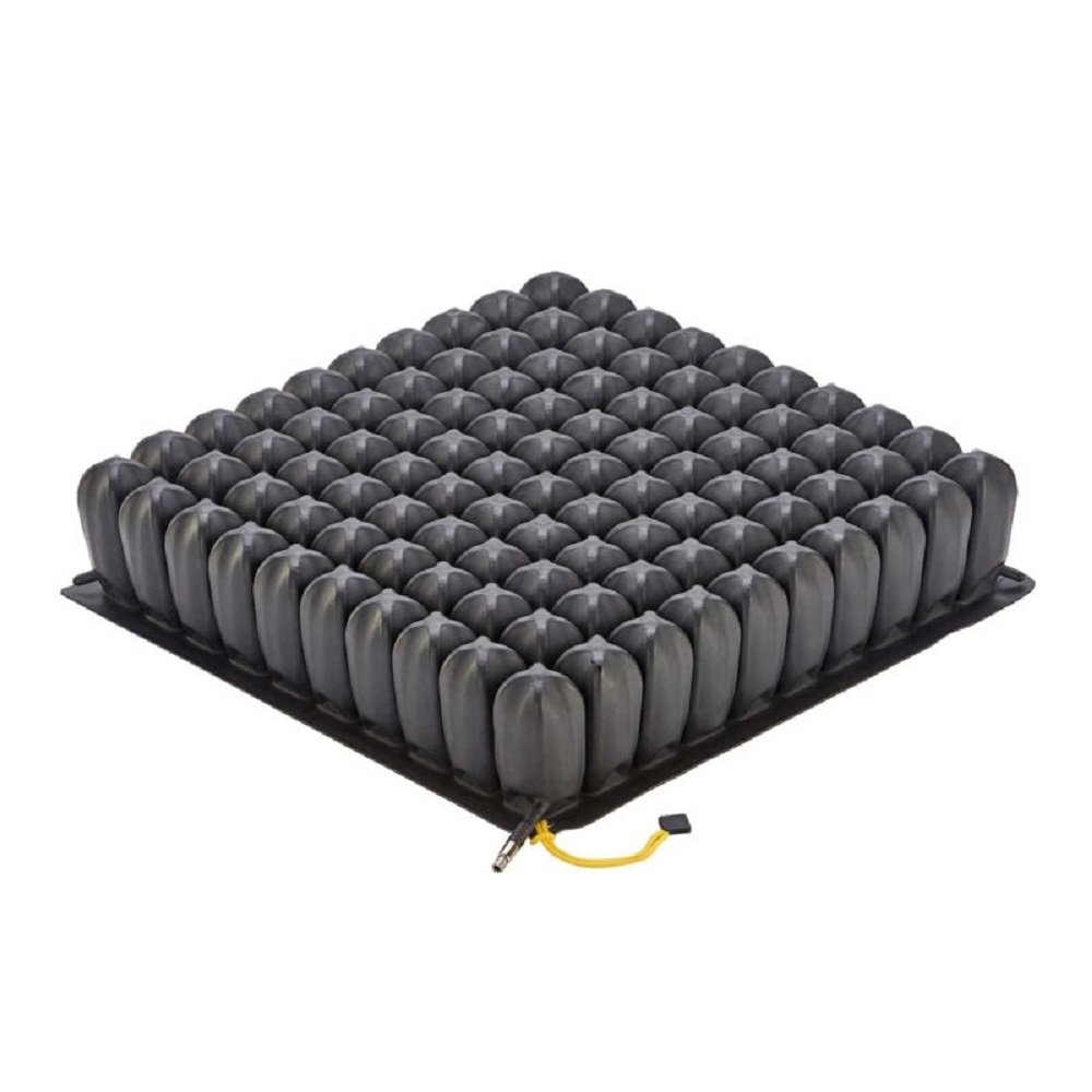 ROHO High Profile SINGLE VALVE Seating and Positioning Wheelchair Seat Cushion 1R99C 16-17 X 16-17