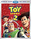 Cover Image for 'Toy Story 2 (Four-Disc Combo: Blu-ray 3D/Blu-ray/DVD + Digital Copy)'