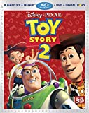 Toy Story 2 (Four-Disc Combo: Blu-ray 3D/Blu-ray/DVD + Digital Copy)