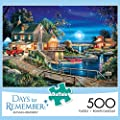 Buffalo Games Autumn Memories Jigsaw Puzzle from the Days to Remember Collection (500 Piece) by Buffalo Games