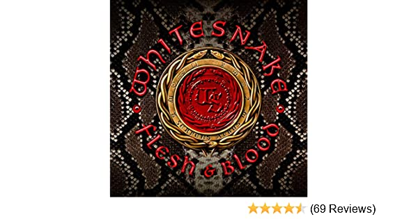 96e4c78dbf1b3 Flesh & Blood (Deluxe Edition) [Explicit] by Whitesnake on Amazon Music -  Amazon.com