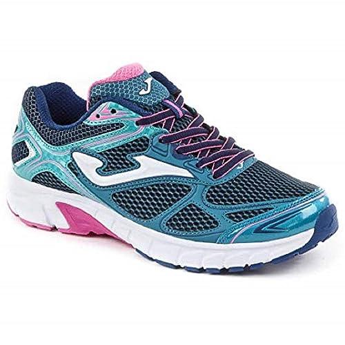 -JOMA - Zapatillas de Running de Sintético para Mujer Turquesa Size: 39 EU: Amazon.es: Zapatos y complementos