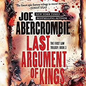 Last Argument of Kings Audiobook
