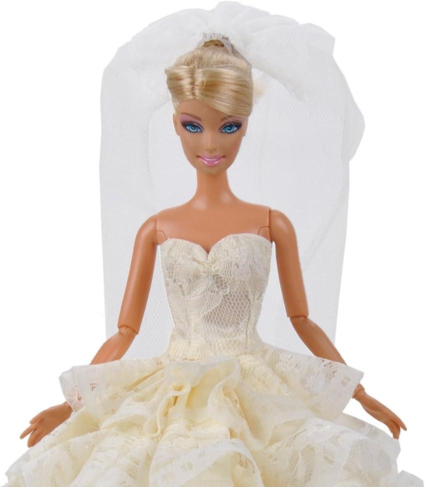 Amazon.es: E-TING a mano princesa vestido de fiesta de ropa de la ...