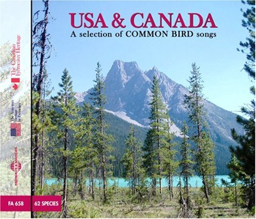 Sounds of Nature: USA and Canada: A Selection of Common Birds Songs (Goose Canada Jacket Hybridge)