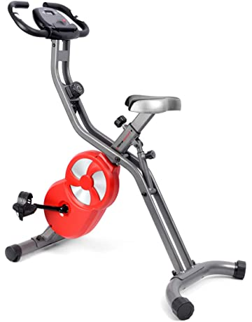 Ultrasport F-Bike Professional Hometrainer, Bicycletrainer, Ergometer, Exercisebike with Training Computer and Handpuls Sensor, Fitnessbike ideal for burning fat and improving your fitness