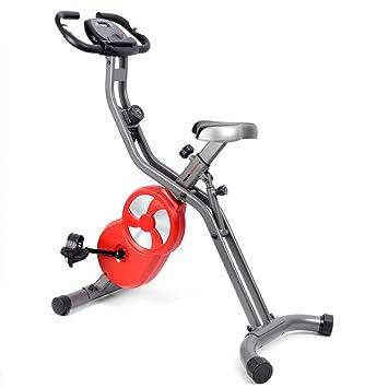 Ultrasport, Gris Oscuro/Rojo F-Bike 700 Pro Estática, Aparato ...