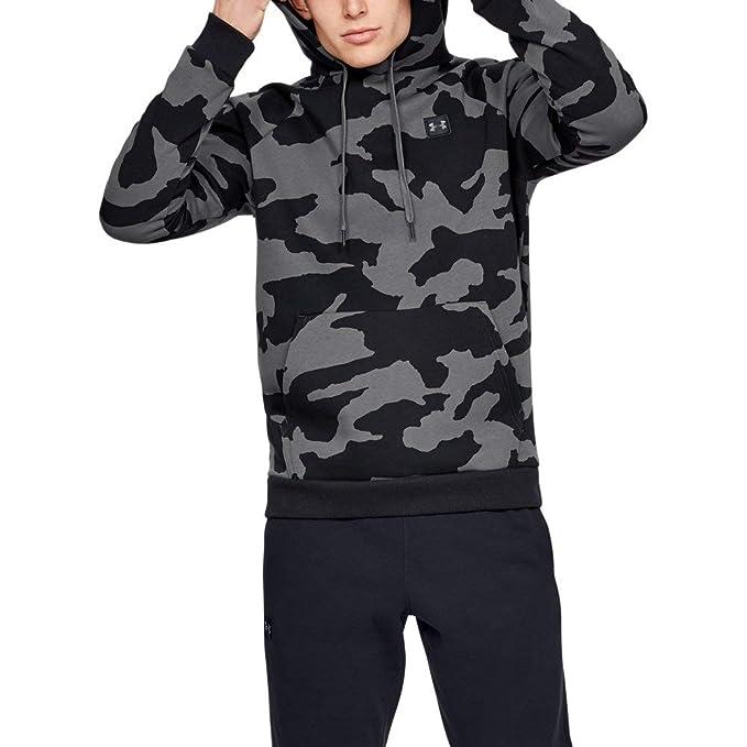 68532f7edf835 Amazon.com: Under Armour Men's Rival Fleece Camo Hoody: Sports & Outdoors