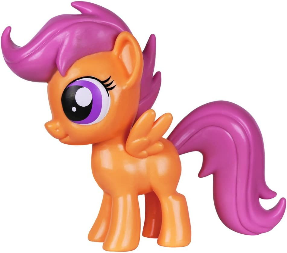 Amazon Com My Little Pony Scootaloo Vinyl Figure Funko Pop My Little Pony Toys Games An older, mellower scootaloo relocates to the crystal empire, tasked with tutoring a jumpy junior princess. my little pony scootaloo vinyl figure
