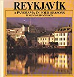 Front cover for the book Reykjavik: A Panorama in Four Seasons by Gunnar Hannesson