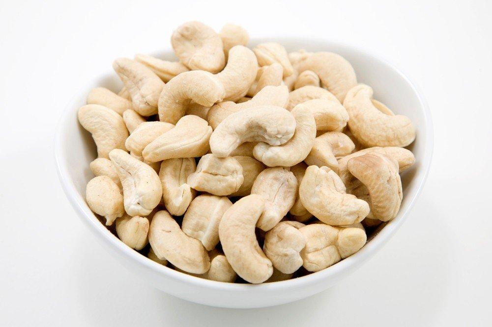 Raw Organic Cashews (10 Pound Case)