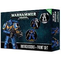 Games Workshop Warhammer 40K Miniatures - Intercessors &