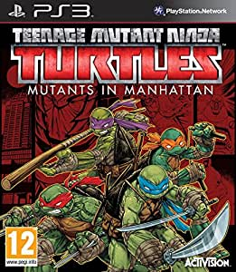 Activision TMNT: Mutants in Manhattan PS3 - Standard Edition