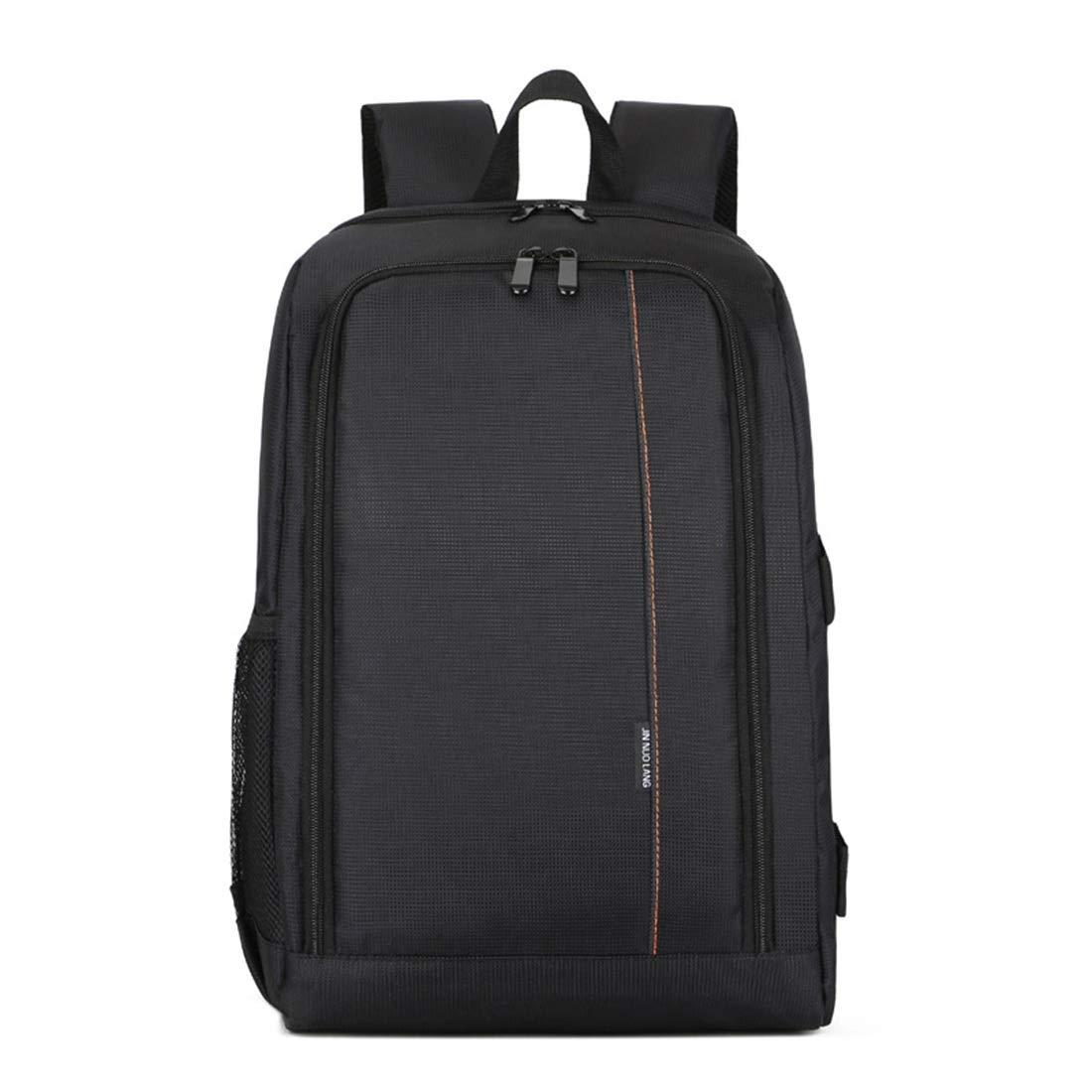 辽阳世纪电子产品贸易中心 SLRのカメラの袋の肩の屋外の写真袋専門の防水ウェアラブルの袋、レンズおよび付属品 (色 : オレンジ) B07T8CJD8S