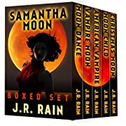 Samantha Moon: The First Four Vampire for Hire Novels (Plus Three Bonus Novels)