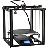 Official Creality 3D Ender 5 Plus 3D Printer with BL Touch Auto-Level, Touch Screen,Dual Z-Axis, Large Build Volume 350x350x4