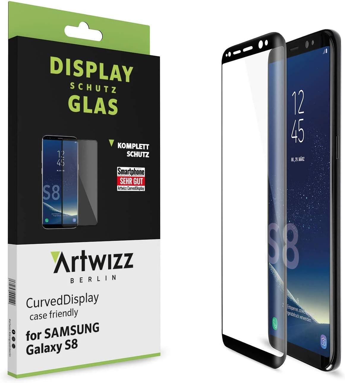 Artwizz Curveddisplay Schutzglas Designed Für Elektronik