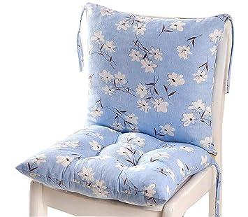 Amazon.com: XNN - Juego de almohadillas gruesas para silla ...