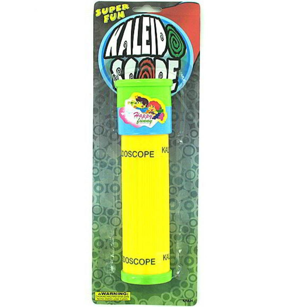 Colorful Toy Kaleidoscope - Case of 108