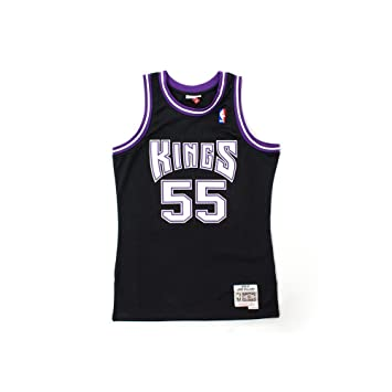 Mitchell & Ness Jason Williams # 55 Sacramento Kings 2000 – 01 Swingman NBA Camiseta Negro