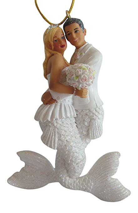 Mermaid Bride Groom