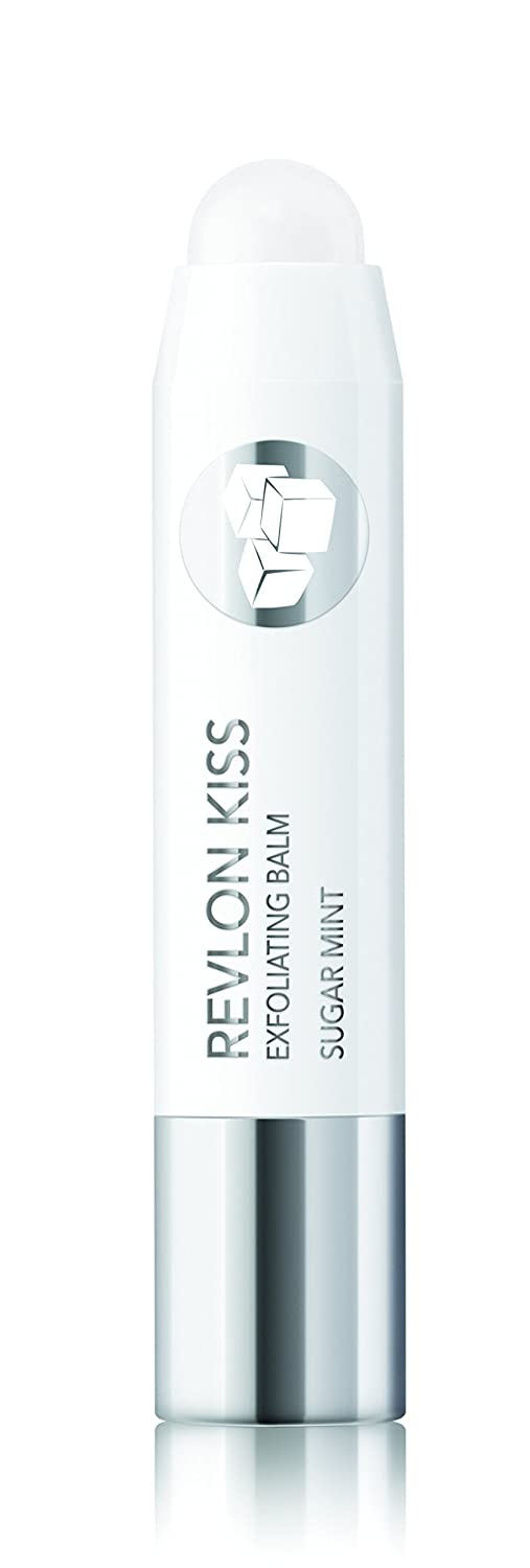 Revlon Kiss Exfoliating Balm, Sugar Mint, 2.6g 7240827001