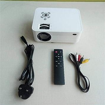 Cracklight Proyector Home Proyector HD Proyector Home Cinema ...