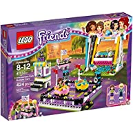 LEGO (LEGO) Friends amusement park go-karts 41133
