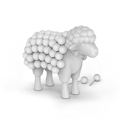 Fred Stuck ON EWE Sheep Push Pin Holder