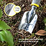 Jardineer Garden Tool Set – 8Pcs Gardening Tool Set for Women Men, Durable Gardening Tools with Heavy Duty Tote Bag…