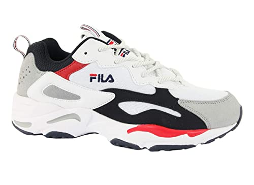 Fila Women Sneakers Heritage Ray Tracer: Amazon.co.uk: Shoes ...
