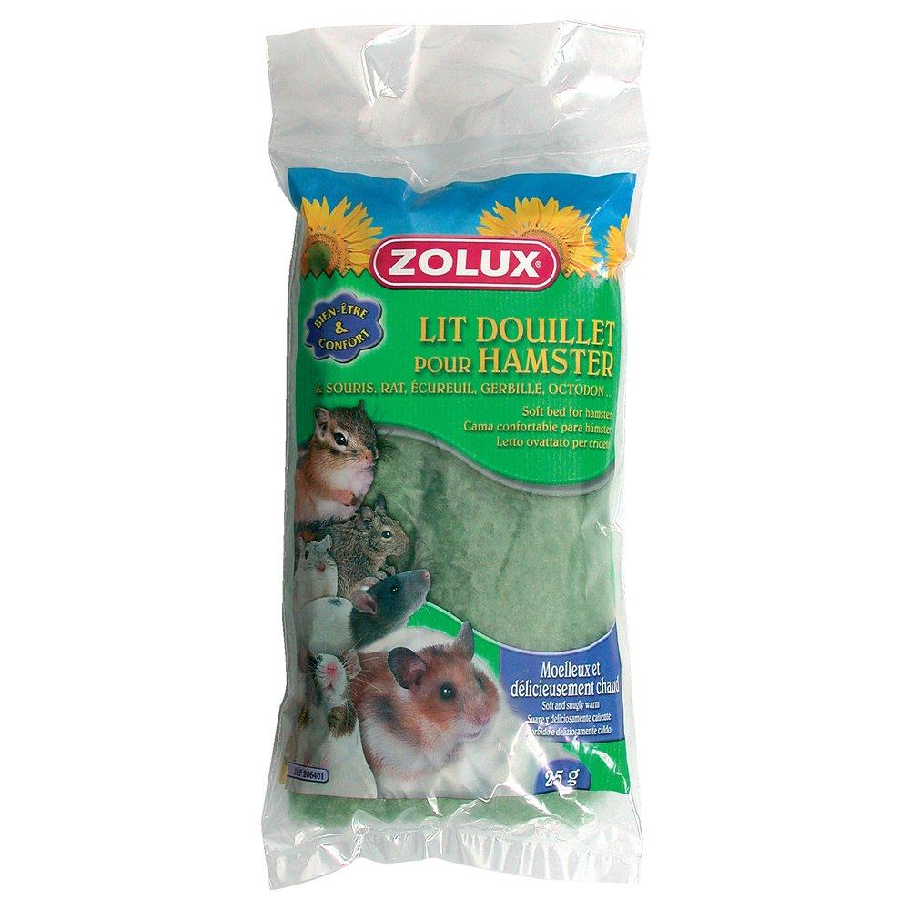 Zolux Lit Douillet pour Rongeurs 25 g