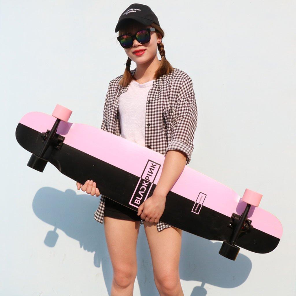 豪華 ドリフトボードフリーラインスケートフラッシュ大人の子供黒プロスケートボーダー旅行サイレント四輪ダイナミックボード(1P) A B07FRXXRCZ B07FRXXRCZ A A A, ゴルフショップ ゼロステーション:42186a0f --- a0267596.xsph.ru