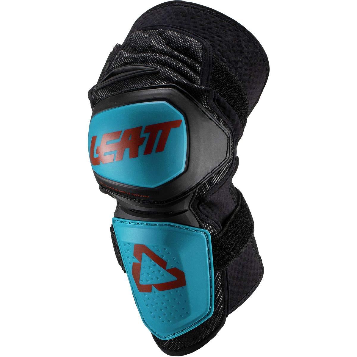 Leatt 2019 Enduro Knee Guards (Small/Medium) (Fuel/Black)