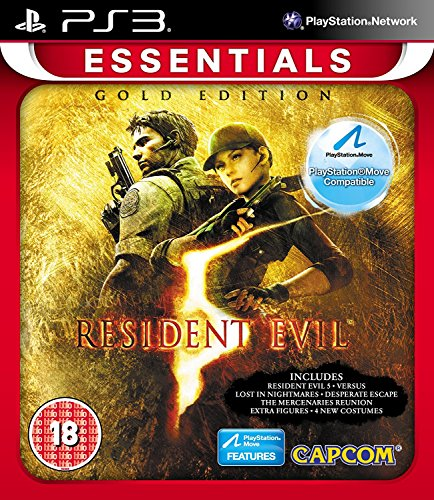 Resident Evil 5 Gold Edition for PS3 - 8