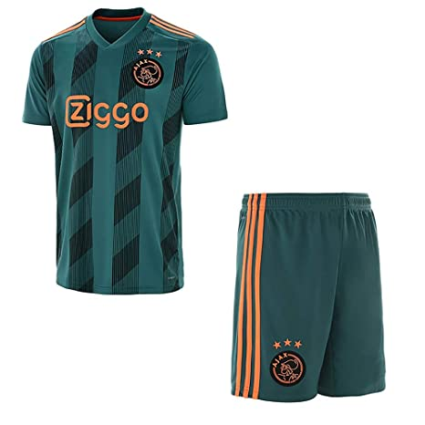 best website 9d10a 4a118 wei3962 Personalized Football Jersey Soccer Jersey Kits T-Shirt & Shorts  2019-2020 (Home and Away) Kids Men Sportswear Set Customized Any Name and  ...