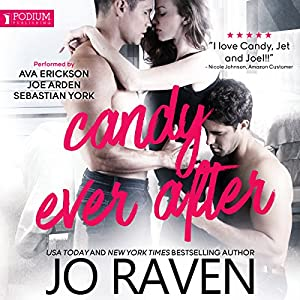 Candy Ever After Audiobook