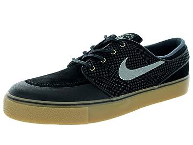 6084b9f8f3f70 Nike SB Mens Zoom Stefan Janoski PR SE Faux Suede Signature Fashion Sneakers